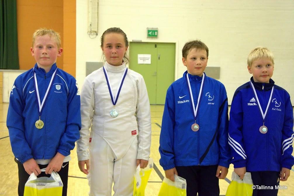 Vasakult: Markus Salm, Karina Beimanova, Jere Haasu, Peik Pahkala.