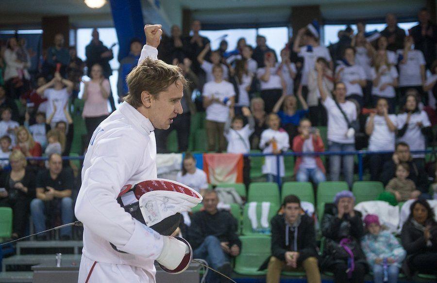 Nikolai Novosjolov. Foto: Rauno Volmar