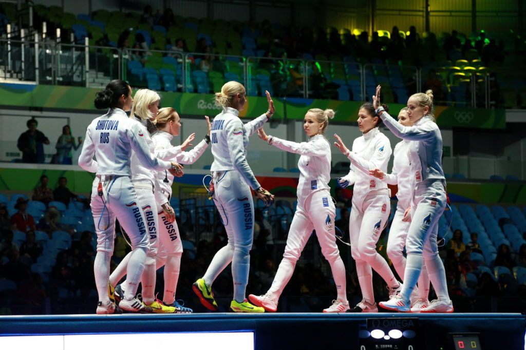 Venemaa vs Eesti. Foto: Augusto Bizzi/FIE