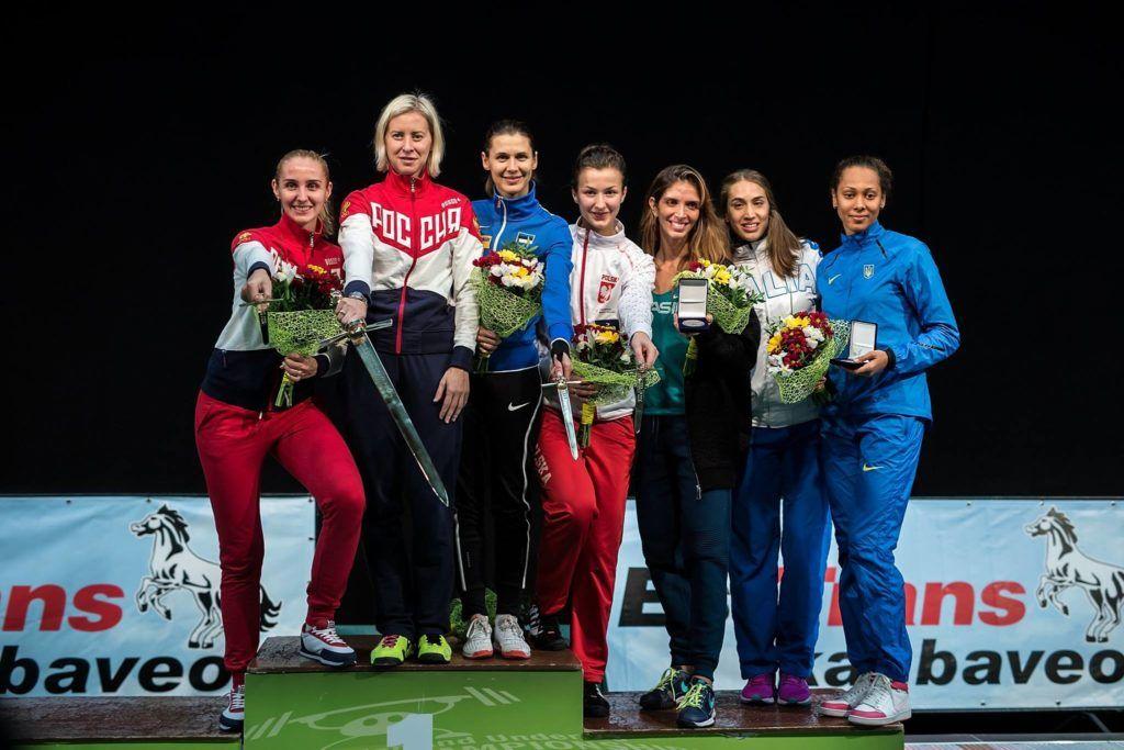 Irina Embrich vasakult kolmas. Foto: Joosep Martinson