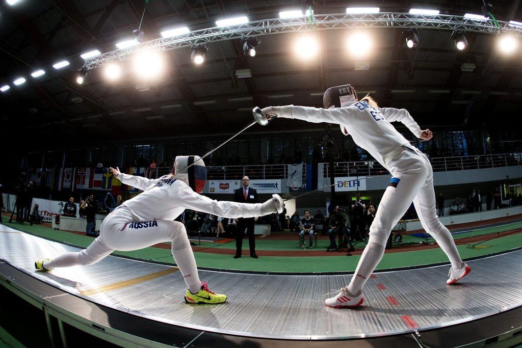 Tatiana Logunova RUS vs Irina Embrich EST. Foto: Joosep Martinson